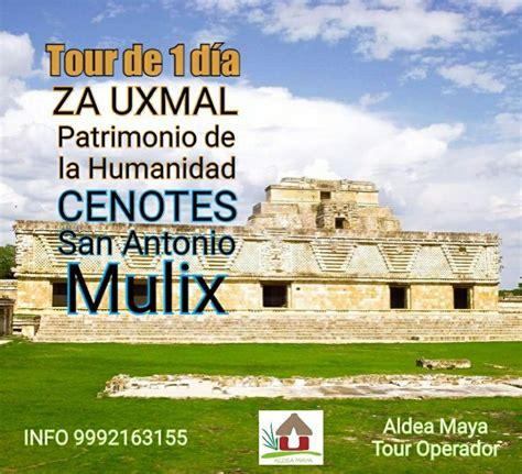 za ba da meene inqilab tour de 1 d 205 a por uxmal za y los cenotes de san antonio