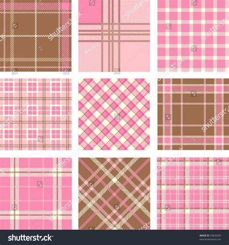 plaid pattern en espanol plaid patterns stock vector illustration 59820283