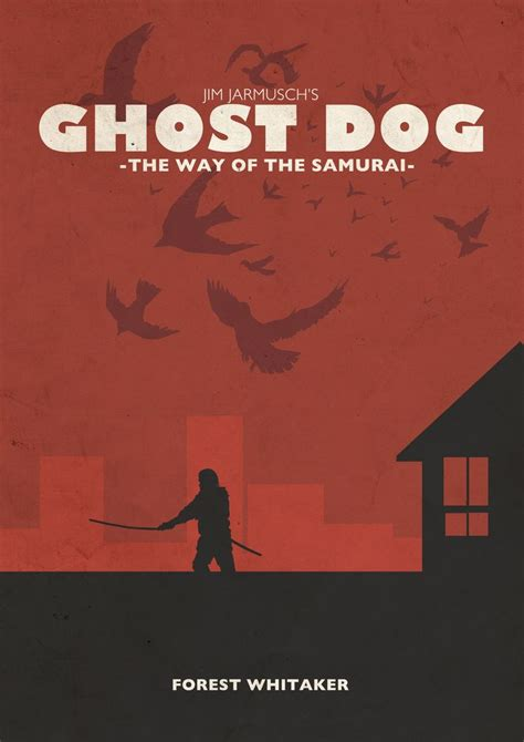 film ghost bo 35 best images about ghost dog the way of the samurai