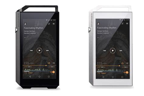android flac player pioneer builds a portable hd audio player out of android and aluminum the verge