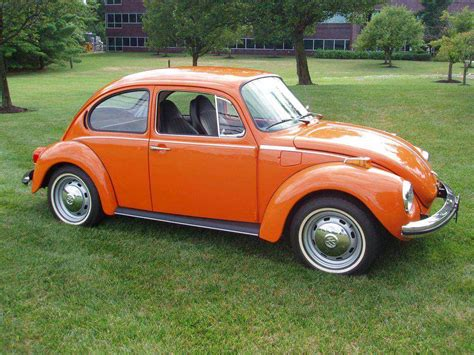 orange volkswagen beetle 1973 archives page 5 of 7 buy classic volks