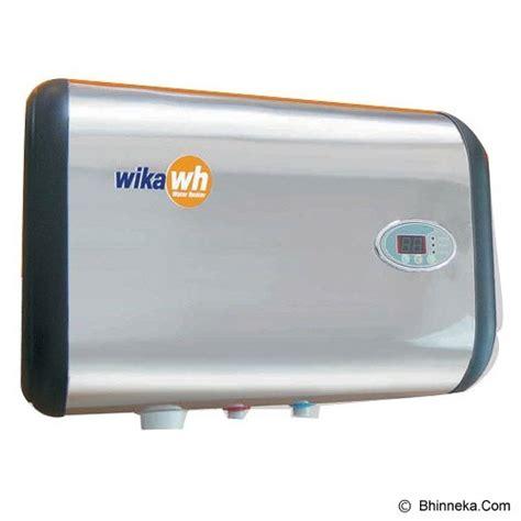 Wika Electric Water Heater jual wika electric water heater ewh 30 murah bhinneka