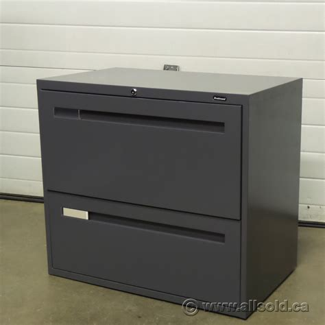 boulevard grey 2 drawer 30 quot lateral file cabinet locking
