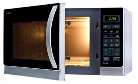 Microwave Sharp R 222y W sharp r 742 in w microwaves freestanding