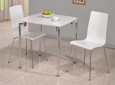 small white high gloss dining table   chairs homegenies