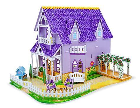 purple doll house dollhouse pretty