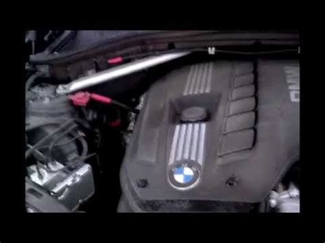 bmw x3 f25 engine walkaround coolant resevoir brake fluid