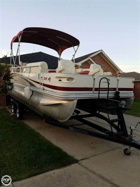 bennington pontoon boats texas 2010 used bennington 20 pontoon boat for sale 26 700