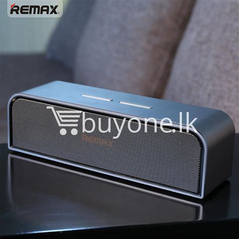 Remax Desktop Speaker Bluetooth Rb M8 best deal remax rb m8 portable aluminum wireless bluetooth 4 0 speakers with clear bass