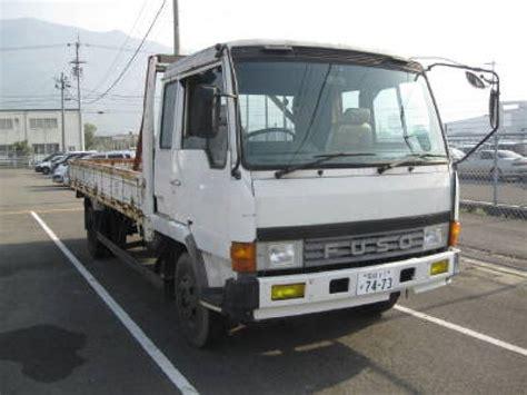 mitsubishi trucks 1990 mitsubishi fuso fighter 1990 japanese used car exporter