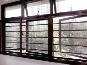 Interior Designer Celebrity Supply And Install Aluminium Window Grill At Factory Price