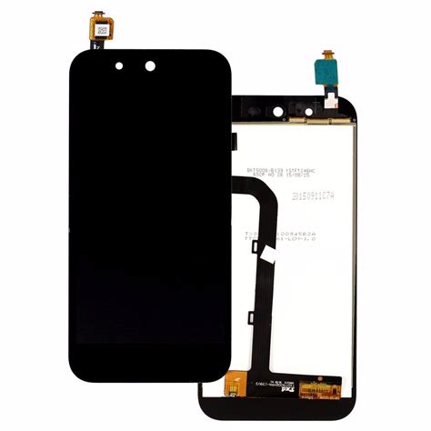 frontal display lcd completo tela touch asus zenfone live