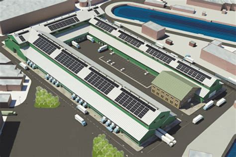 Design For Green Manufacturing   brooklyn navy yard announces development of massive green