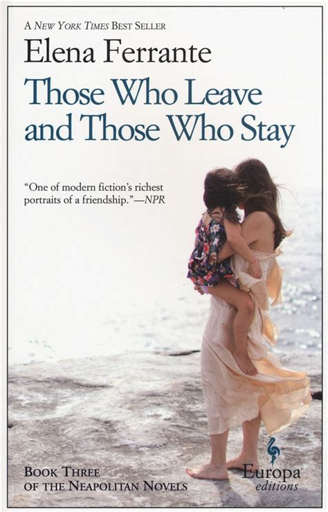 libro those who leave and those who stay my lafeltrinelli