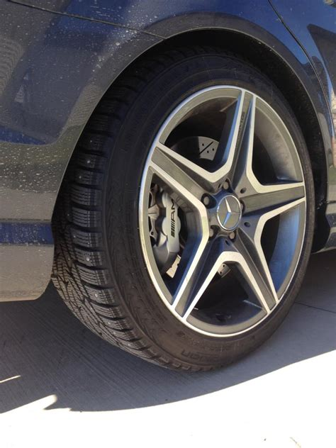 Car Tires Loud When Driving C63 Winter Driving Page 2 Mbworld Org Forums
