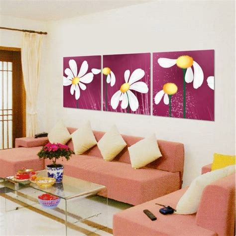 Wohnzimmer Blumen by Wandbilder Wohnzimmer Blumen Ihr Traumhaus Ideen