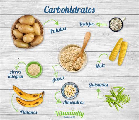 alimentos de carbohidratos si lo que buscas es saciar el apetito y conseguir energ 237 a