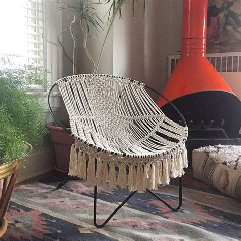 Macrame Chairs by 25 Best Ideas About Macrame Chairs On Macrame