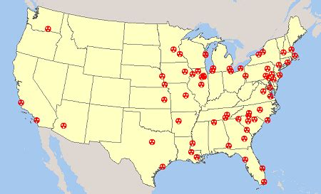 map of nuclear reactors in usa why every nuclear plant should be shut