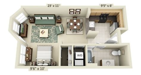 layout plan of studio apartment designeer paul studio apartment floor plans