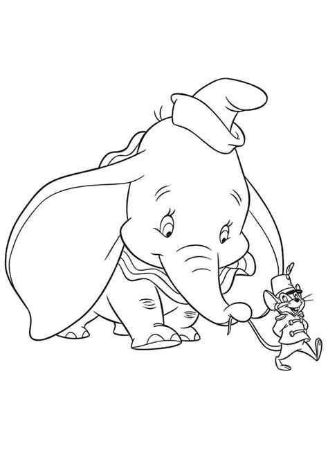 dumbo coloring pages 17 best images about dumbo disney coloring pages on