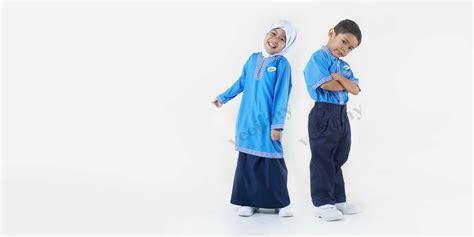 Baju Sekolah Tabika Kemas pakaian seragam jpam images