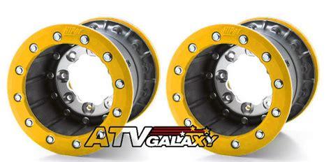 Suzuki Ltr 450 Bolt Pattern Hiper Tech 3 Rear Wheels Rims Yellow Suzuki Ltr450 Ltr 450