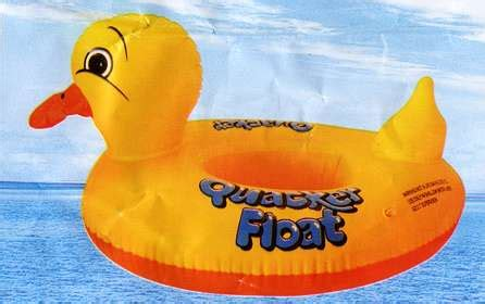 Murah Munchkin Bebek Ban Renang Kolam Air ban renang