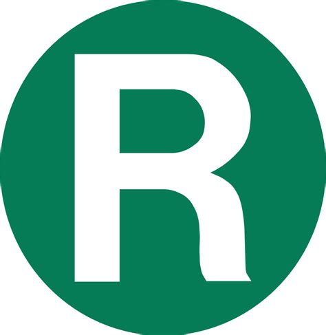 r logo file logo r bahn vgn png wikimedia commons