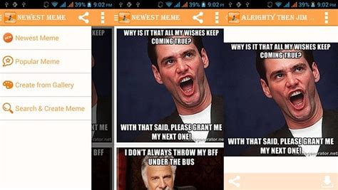 Free Online Meme Creator - 10 best meme generator apps for android android authority