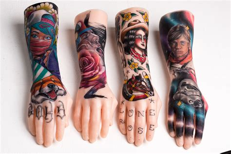 tattoo designers uk revealed exhibition at national
