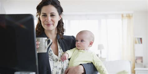 working mothers raise the flag for workplace flex huffpost
