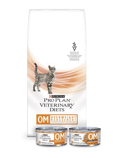 weight management food for cats om overweight management cat food pro plan veterinary diets