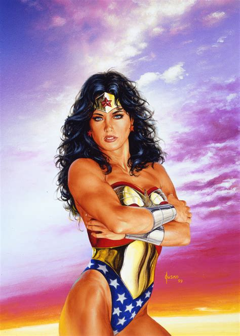 wonder woman the art the geeky nerfherder the art of pop culture joe jusko
