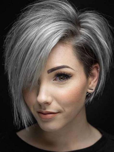 razor cuts for fine thin hair 12 best short hairstyles for fine hair 2018 hairstylesco
