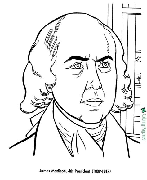 Presidents Coloring Pages by Us Presidents Coloring Pages