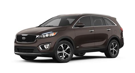 Kia Sorento Colours 2018 Kia Sorento Exterior Paint Color Options And Interior