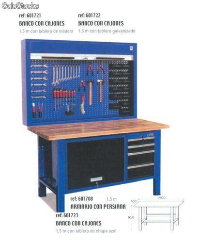 bancos de trabajos para taller banco de trabajo para taller