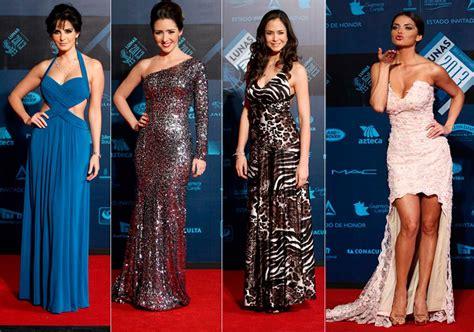 imagenes del vestido de novia de ninel conde todos o casi los vestidos de las lunas del auditorio 2013