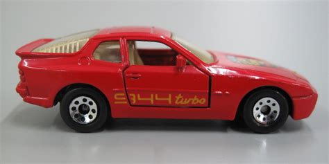 matchbox porsche 944 toy matchbox car porsche 944 turbo mb 59 red porsche