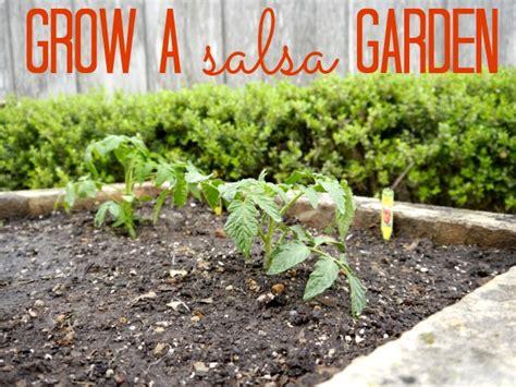 Salsa Garden Layout 11 Diy Garden Projects C R A F T