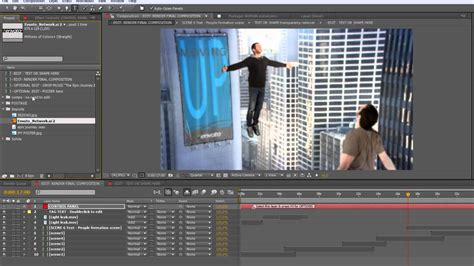 tutorial after effect project levitation video tutorial after effects project youtube