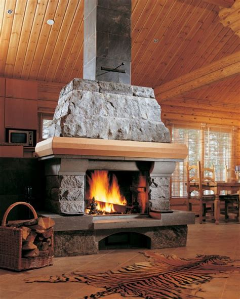 Big Fireplace by 34 Beautiful Fireplaces That Rock