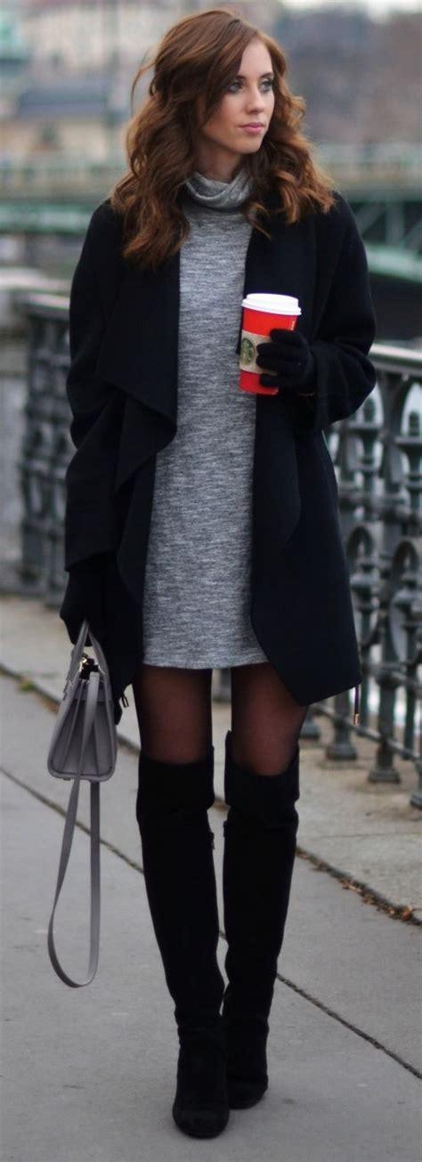 best 25 sweater dresses ideas on pinterest thigh high