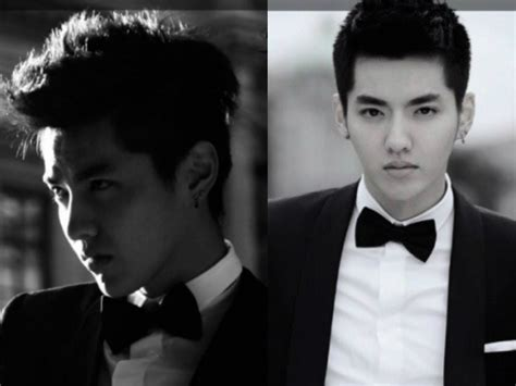 film cina somewhere only we know pictures of kris on the set of his upcoming chinese movie
