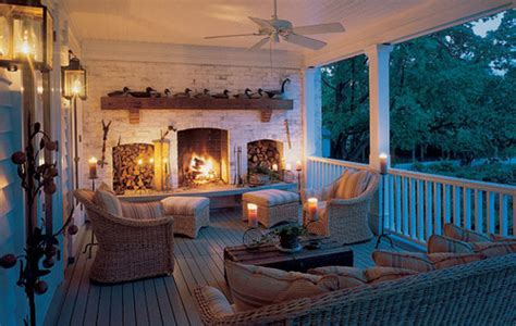 Back To Back Fireplaces back porch fireplace charlottesville virginia photo on