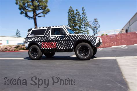 2020 Ford Bronco Unveiling by Techie On Quot Spyshots 2020 Ford Bronco