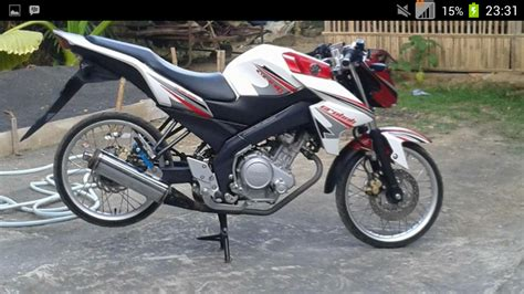 Modif R New 2006 by Pin Yamaha Vixion To R6 Otomotif Modifikasi Mobil Motor
