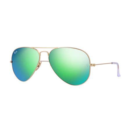 Kacamata Rayban Aviator Flash Biru Transparant ban rb3025 112 19 flash mirror aviator sunglasses eyewear