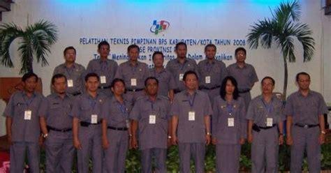 Info Bps info terbaru gaji pegawai bps dan besaran tunjangan kinerja